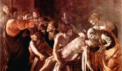 Lázár feltámasztása