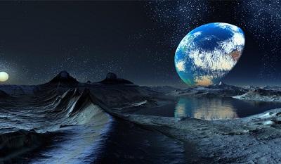 Egy bolygó születése
