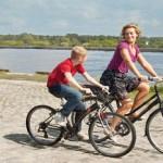 A biciklis kölyök