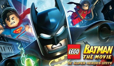 Lego Batman: A film