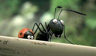 Csodabogarak – Az elveszett hangyák völgye