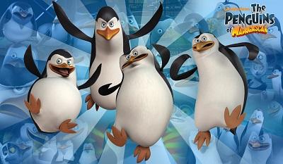 Madagaszkár pingvinjei I./5