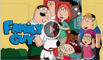 Family Guy 1/3.