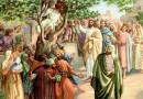 Zákeus története