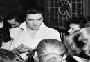 Elvis és 1956